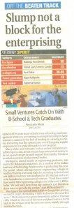 Economic Times Main Page